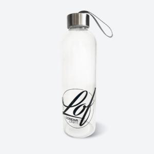 botella resistente reutilizable lorenaonfit